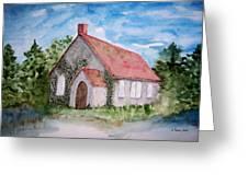 Unitarian Church Greeting Card