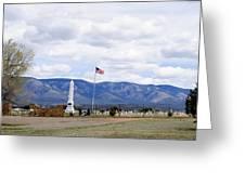 United States Merchant Marine Cemetery Greeting Card
