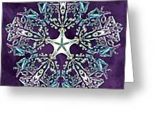 Unity Star Greeting Card