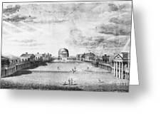 University Of Virginia Greeting Card