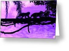 Unknown Migration Greeting Card