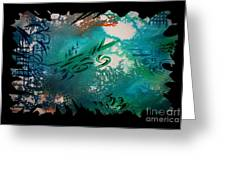 Untitled-124 Greeting Card