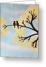 Untitled 8 Greeting Card