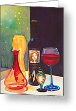 Untitled Glass Greeting Card