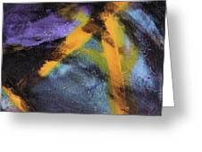 Untitled X 2 Greeting Card