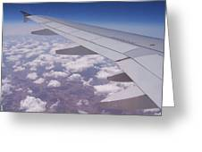Up Above The World So High Greeting Card
