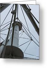 Up Whitefish Point Greeting Card