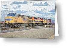 Up6014 Greeting Card