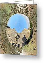 Upavon Church Greeting Card