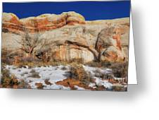 Upper Colorado River Scenic Byway Greeting Card