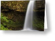 Upper Latourelle Falls Greeting Card