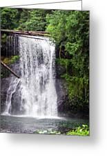 Upper North Falls 2 Greeting Card