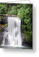 Upper North Falls 3 Greeting Card