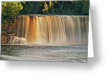 Upper Tahquamenon Falls 6279 Greeting Card