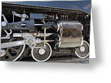 Uprr 844 Right Front Greeting Card
