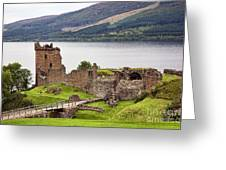 Urquhart Castle I Greeting Card