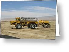 Us #1 Soil Stabilization Company - Envirotac Greeting Card