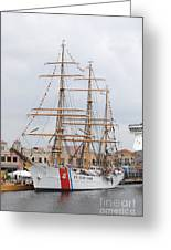 Us Cutter Greeting Card