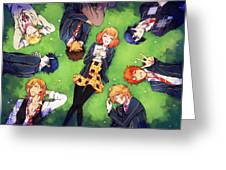 Uta No Prince-sama Greeting Card