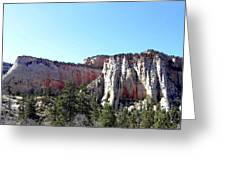 Utah 12 Greeting Card
