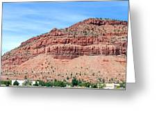 Utah 2 Greeting Card