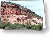 Utah 9 Greeting Card