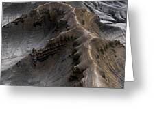 Utah Moonscape Greeting Card