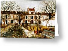 Utrillo: Montmagny, 1908-9 Greeting Card