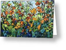 Vadasz Sunflowers Greeting Card