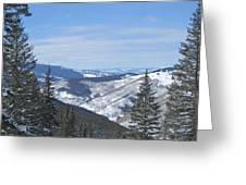 Vail Colorado II Greeting Card