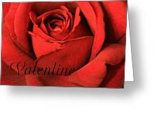 Valentine Greeting Card by Marna Edwards Flavell