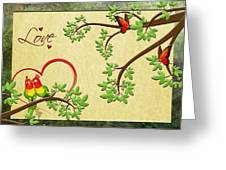 Valentine's Cards 8 Greeting Card