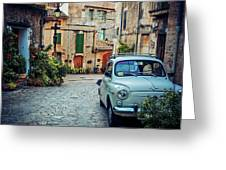 Valldemossa - Majorca Greeting Card