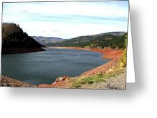 Vallecito Colorado II Greeting Card