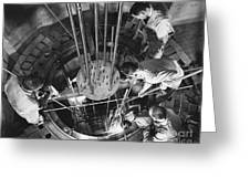 Vallecitos Nuclear Center, C. 1960 Greeting Card by News Bureau, General Electric Company