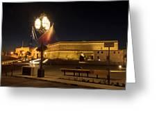 Valletta Light Greeting Card