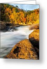 Valley Falls D30020399 Greeting Card