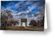 Valley Forge Greeting Card