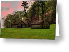 Valley Forge Natioanl Park Greeting Card
