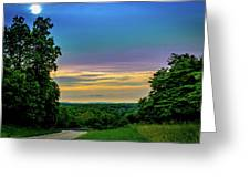 Valley Forge Views Greeting Card