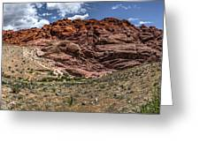 Valley Of Fire IIi Greeting Card