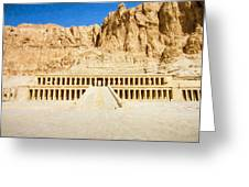 Valley Of The Queens 2 Greeting Card