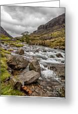 Valley Stream Greeting Card