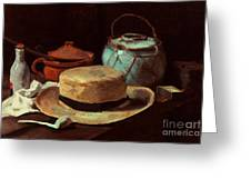 Van Gogh: Still Life, 1885 Greeting Card