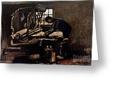 Van Gogh: Weaver, 1884 Greeting Card