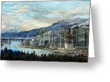 Vancouver-1 Greeting Card