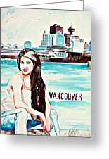 Vancouver 2009 Greeting Card