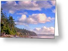 Vancouver Island Greeting Card