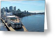 Vancouver01 Greeting Card