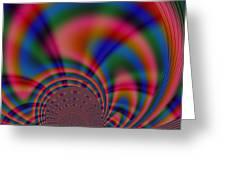 Variegation Greeting Card